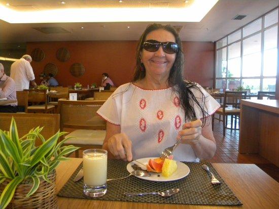 Caesar Business Manaus: Café da manhã com muitas opções bem variadas