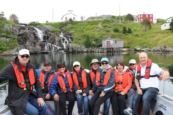Port aux Basques, Canada: Our Resettlements Grand Tour take you to Petites, Grand Bruit and La Poile.