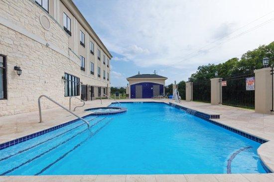 Alvin, Teksas: Pool
