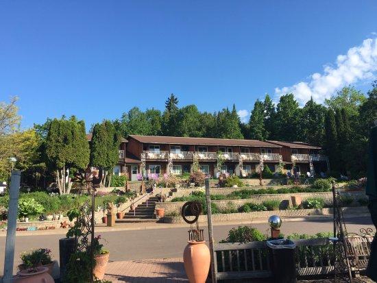 Winfield Inn: Vista do hotel