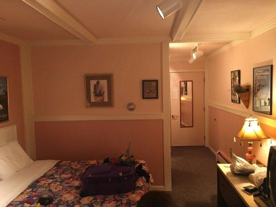Winfield Inn: Interior do apartamento