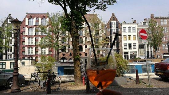 Cafe Thijssen: maravillosa vista