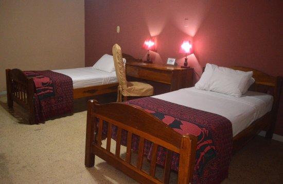 San Marcos, نيكاراجوا: Twin Room 