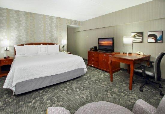 Lyndhurst, Nueva Jersey: King Guest Room