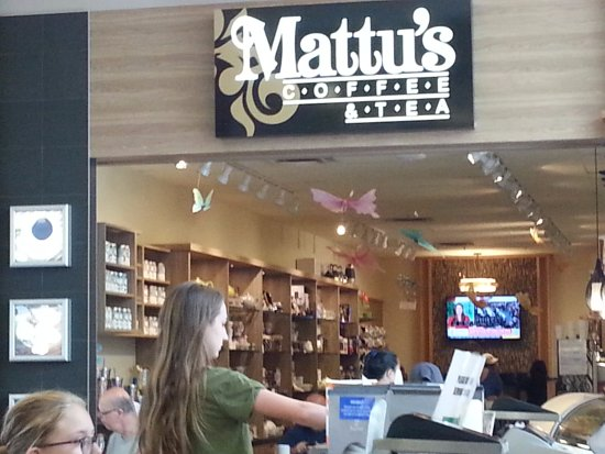 Langley City, Canadá: Mattu's in Willowbrook Mall, Langley, BC