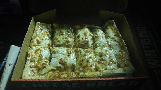 Lehigh Acres, Flórida: Yummy Cheesy Bread