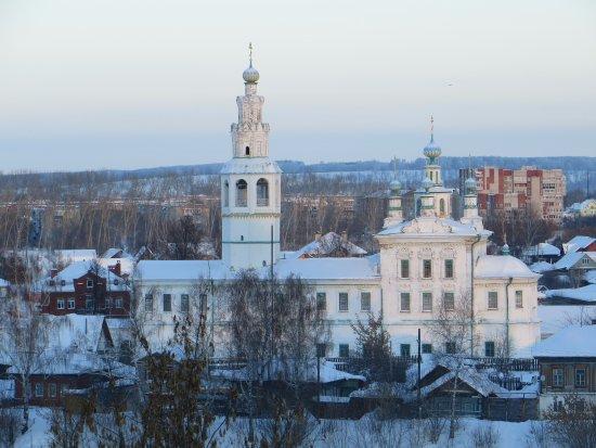 Kungur, Ρωσία: Церковь