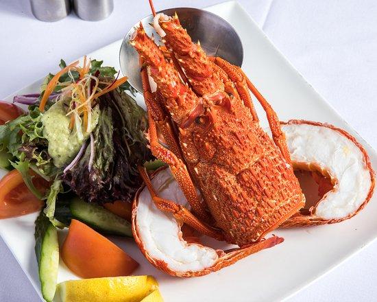 Glenelg, أستراليا: Sammy's Natural Lobster 