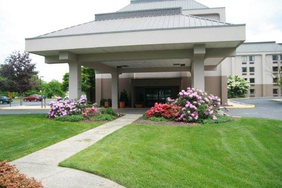 Exton, Pensilvania: Hotel Entrance