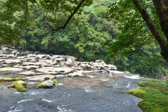 Sekinoo Fall: 関之尾滝