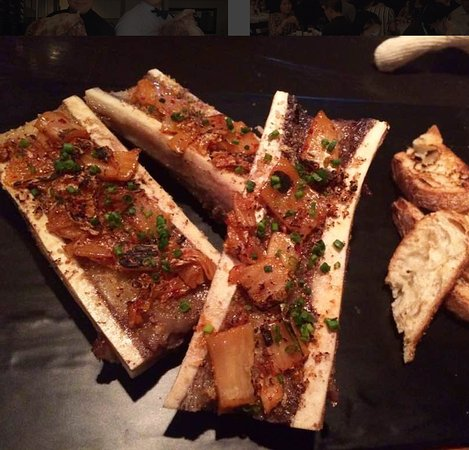 Форт-Ли, Нью-Джерси: Taste the difference today! Let's try our bone marrow!