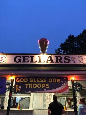Gellar S Snackbar