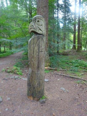 Dunkeld, UK: Totem