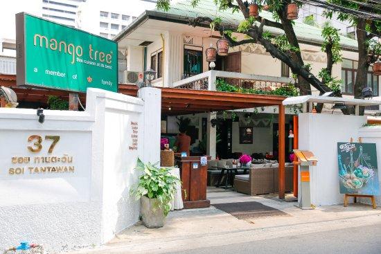 MANGO TREE Surawongse: Mango Tree Surawonge