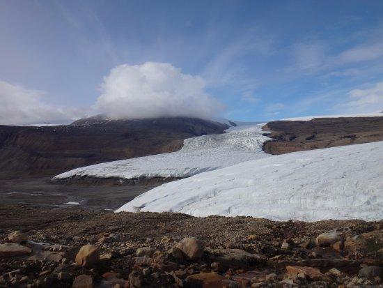Alert, Canada: Charybidis glacier