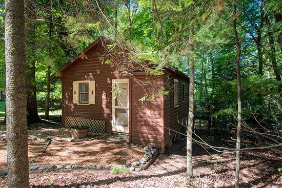 Eagle River, WI: Cottage 4