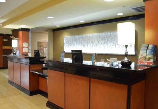 Channelview, TX: Front Desk