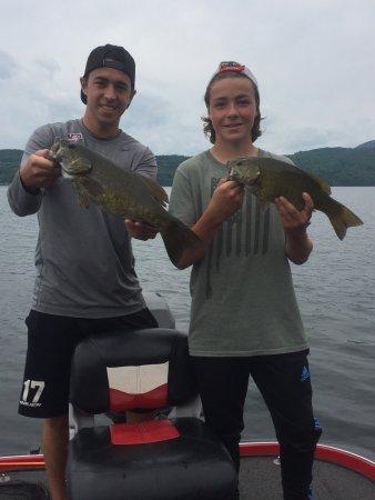 Newport, VT: NEK Bass Fishing Charters