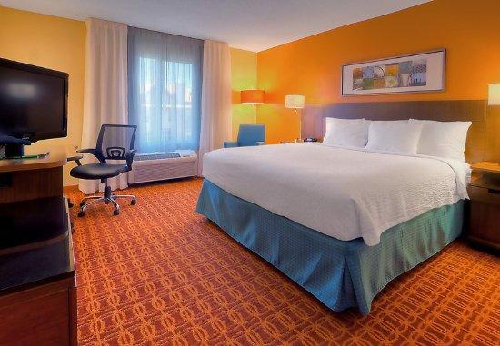 Germantown, TN: King Guest Room