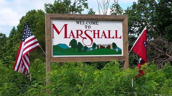 Marshall, AR: Base camp for Ozarks adventures!