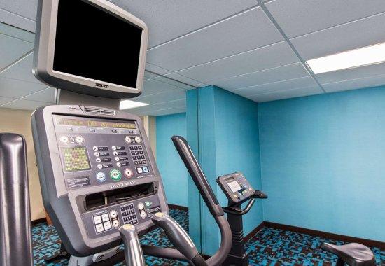 فيرفيلد إن باي ماريوت فورت مايرز: Fitness Center