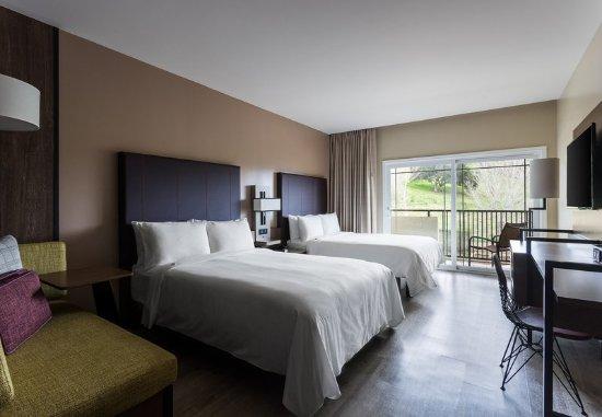 Buellton, Californië: Queen/Queen Guest Room