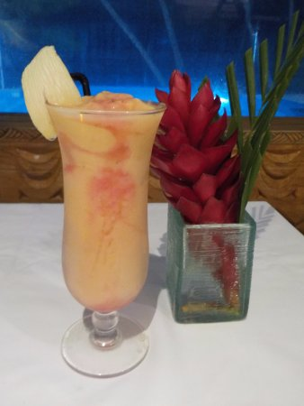 Titikaveka, Cookøerne: Tropical fruit smoothie