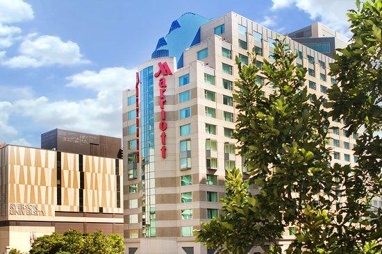 Toronto Marriott Downtown Eaton Centre Hotel: Toronto Marriott Downtown Easton Centre