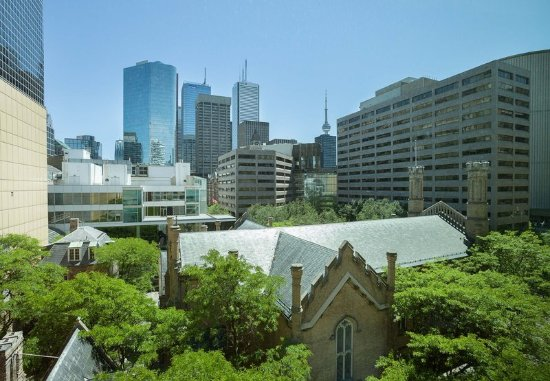 Daytime Hotel Rooms Toronto