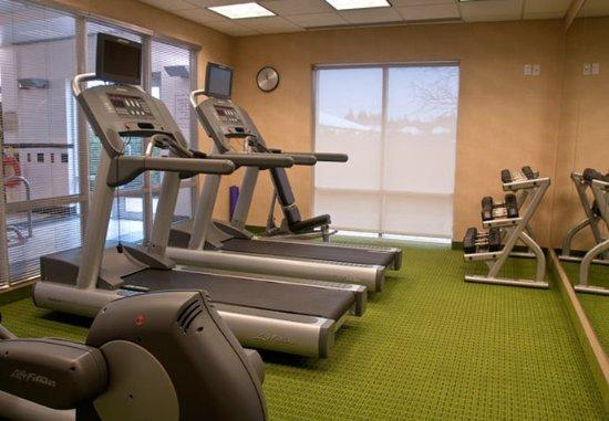 Fairfield Inn & Suites Sault Ste. Marie: Fitness Center