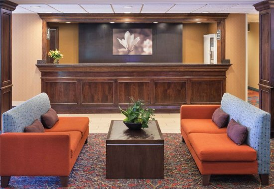Residence Inn by Marriott Minneapolis Edina: Front Desk