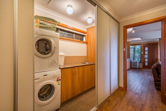 HideAway Haven: Laundry for the exclusive use of guests