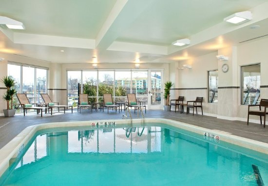 Yonkers, Nova York: Indoor Pool