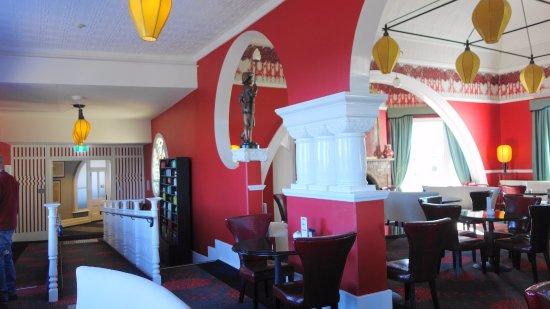 Hydro Majestic Hotel Blue Mountains: Tea room
