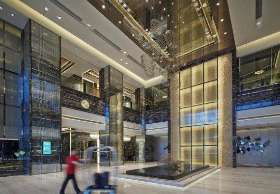 Zhuzhou, China: Lobby