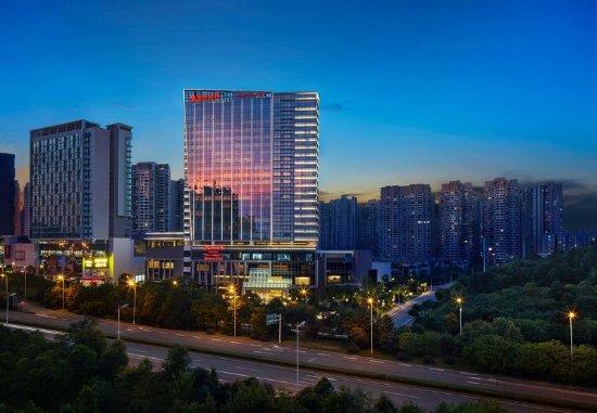 Zhuzhou, China: Exterior