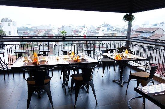 Hanoi la siesta trendy hotel red bean restaurant www for Trendiest hotels