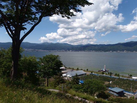 Suwa, Japan: 諏訪湖サービスエリア 上り線