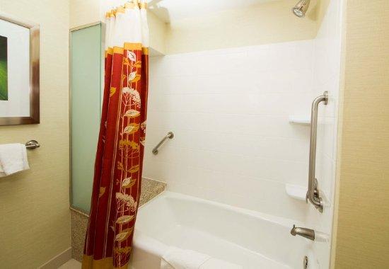 Warner Robins, Джорджия: Guest Bathroom