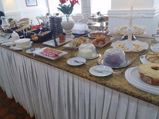 Hotel Savoy: Café da manhã