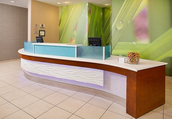 Richardson, Teksas: Front Desk