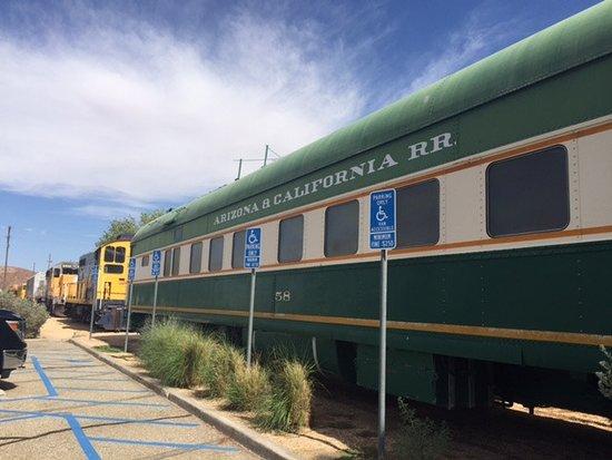 Barstow, CA: Train