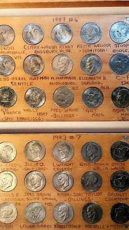 Haugan, MT: Silver details