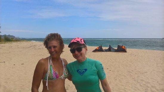 Seabreeze Kite Club: Girls want to have fun!