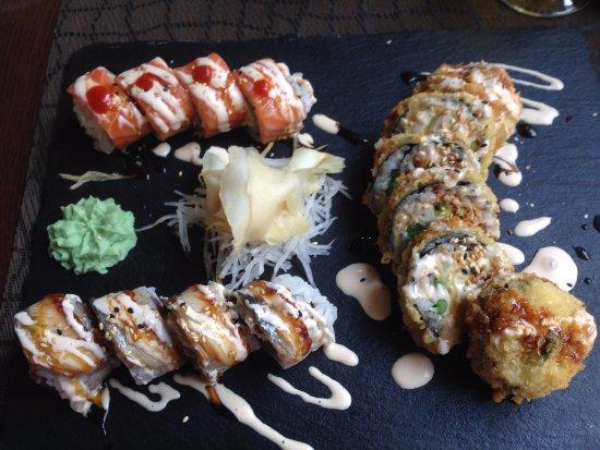 Erkelenz, Germany: Sushi