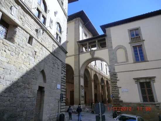 Tourist Office Arezzo Valley