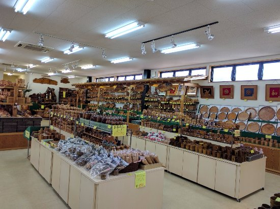 Yakusugi Traditional Handicraft Tour Factory