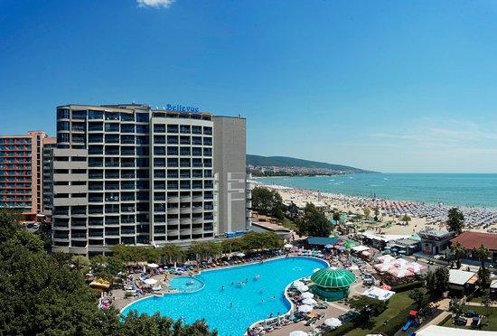 Bellevue Hotel Sunny Beach Bulgaria Tripadvisor