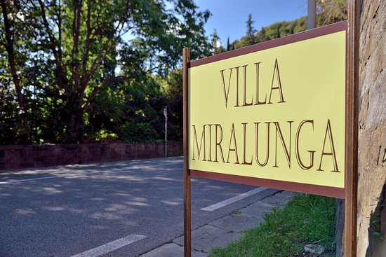 Villa Miralunga B&B : ingresso