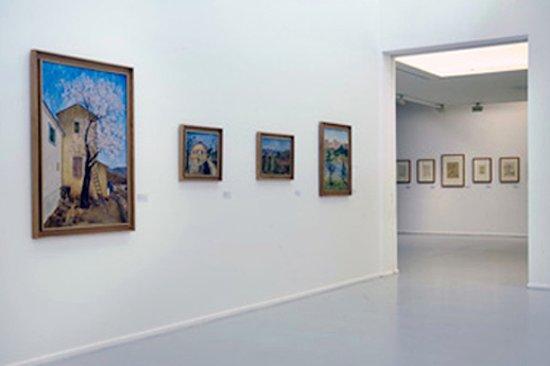Modern Art Museum Ceret France